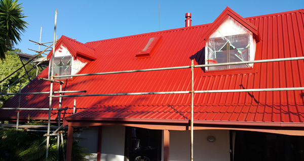 Impact Roof Maintenance Servicing Tauranga Mount